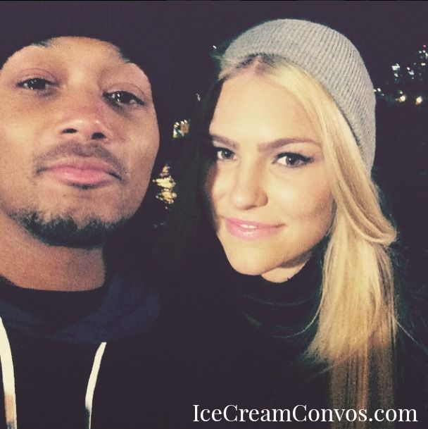 Romeo Miller is in an interracial relationship and he wants everyone to know it. See the photo he shared along with the message that offended his fans.