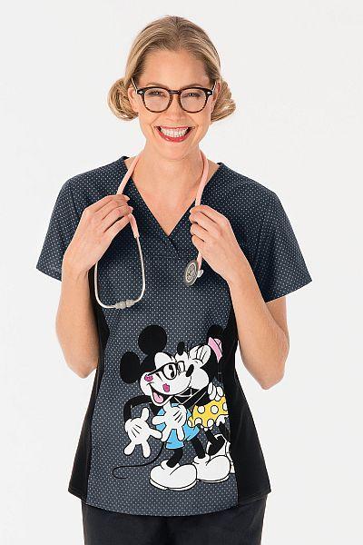 Mickey look. 6875CB MNCH Cherokee uniforms