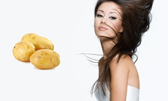 Ways To Use Potato For Hair Care
