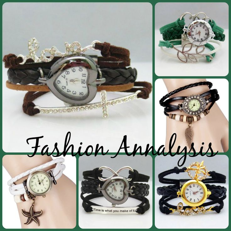 Βραχιόλι ΚΑΙ ρολόι ; ! Και όμως ΓΙΝΕΤΑΙ! ένας περίτεχνος συνδυασμός βραχιόλι και ρολόι μαγνητίζει τα βλέμματα και κερδίζει συνεχώς κοπλιμέντα για την απλότητα και την πρωτοτυπία του συγχρόνως! Σε διάφορα σχέδια και χρώματα με χαριτωμένα charms να τα κοσμούν ! Inbox για πληροφορίες !