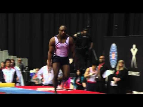 Donnell Whittenburg (USA) – Vault – 2015 AT&T American Cup