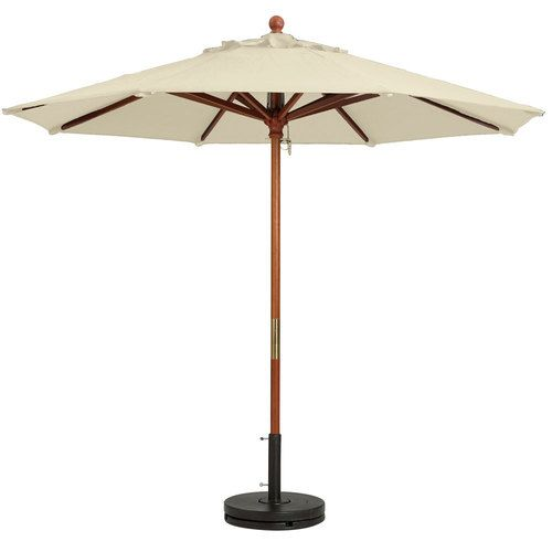 Outdoor Table Umbrellas | Umbrella Bases   WebstaurantStore