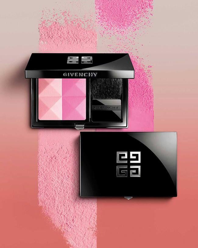 Givenchy Spring 2017 Le Prisme Blush