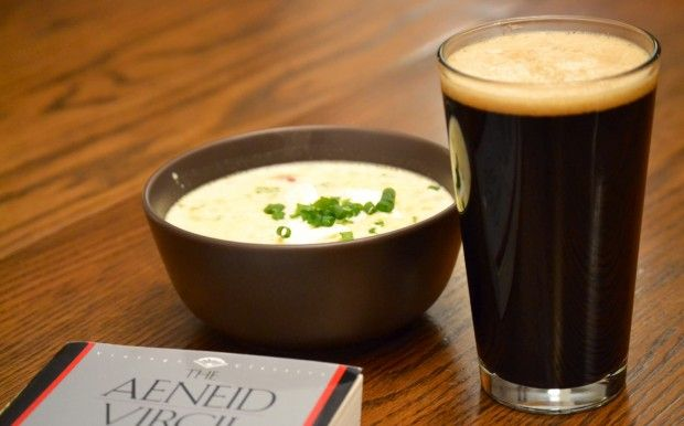 ... Soup on Pinterest   Soups, Corn chowder with bacon and Clam chowder