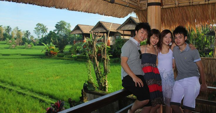 Here's the list of incredible budget hotels in Ubud for under $50 where you can truly chill out in Bali.