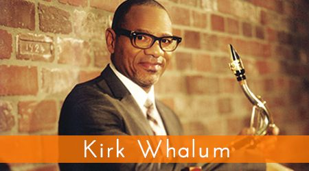 Dave Koz Smooth Jazz Cruise welcomes Smooth Jazz Artist KirkWhalum