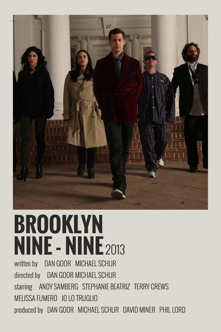 Alternative minimalist movieshow polaroid poster b99