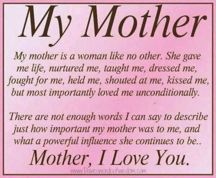 To my mother who is in heaven happy mothers day love you for What do i get my mom for christmas