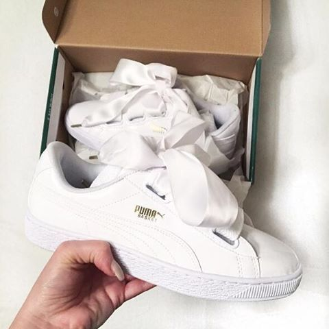 puma basket heart web shop
