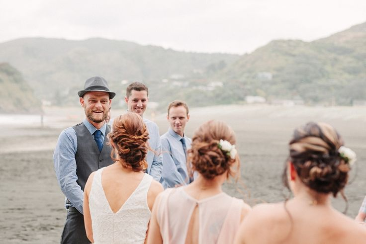 Piha Wedding Photographer | Piha Wedding | Piha Beach