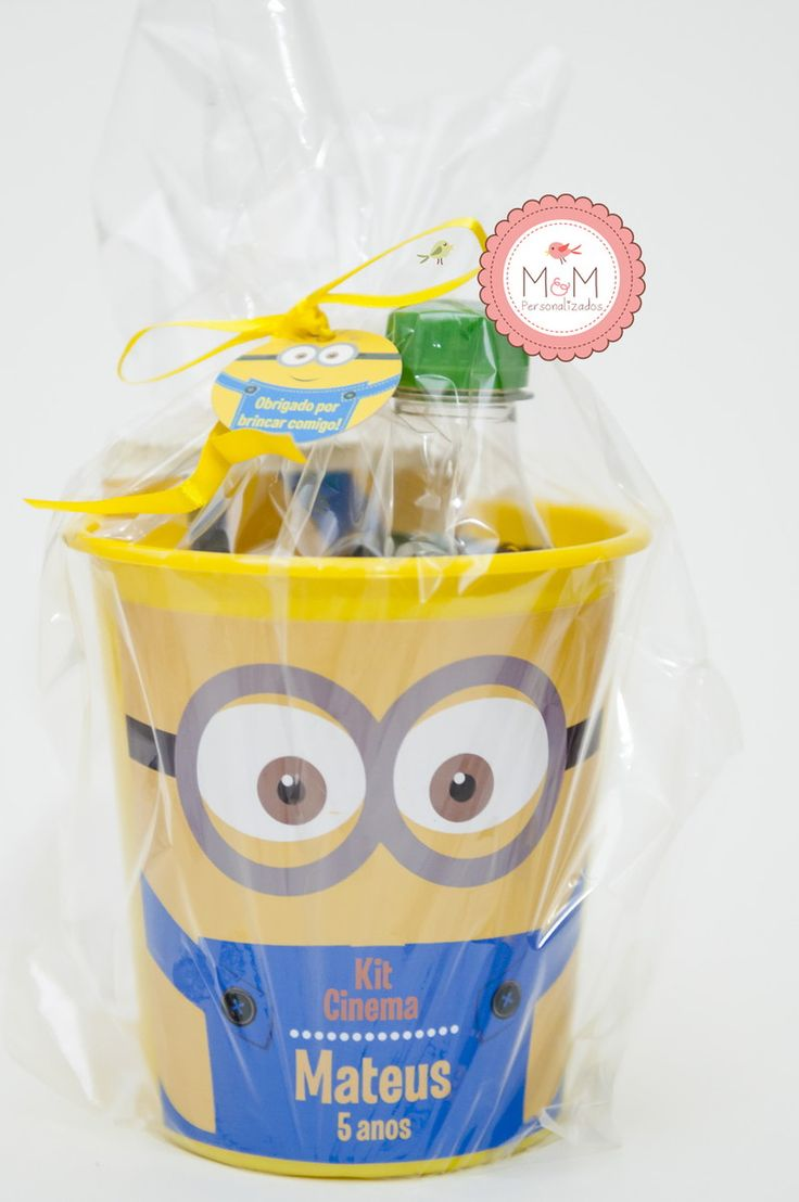 Kit Cinema - Minions