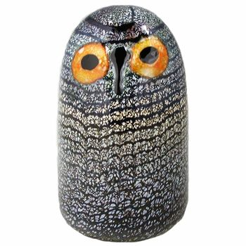 Iittala Toikka Barn Owl - Finland, 1996 - these little guys are some of my most favorite owls and most favorite glass pieces