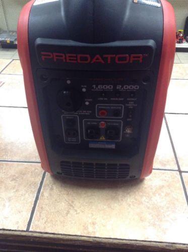 Predator 2000 Generator Quiet Portable