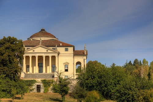 Palladio - Vill... Palladio Villa Rotunda