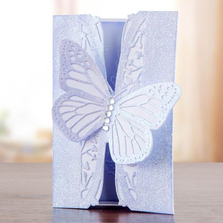 Utterly stunning lilac #butterfly #card design from the Mariposa Collection…