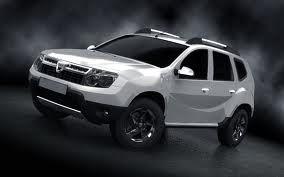 Dacia Duster white