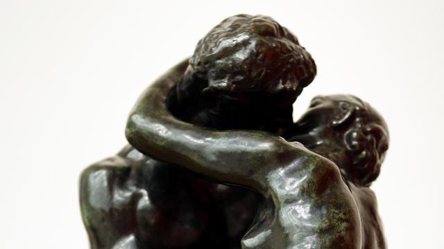 Rzeźba z brązu Rodina wystawiona na sprzedaż #popolsku