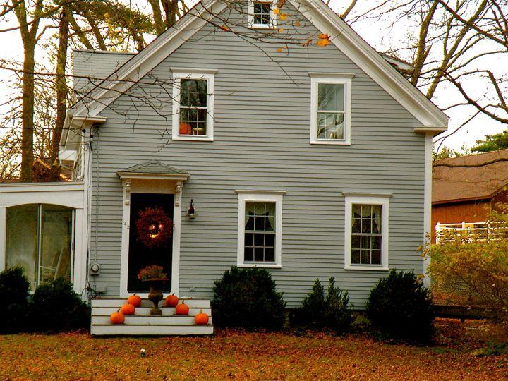 Historic New England Towns Fall Historic John Alden
