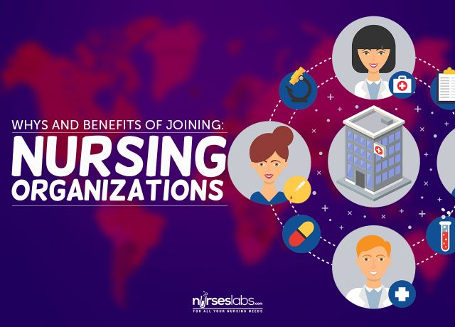 Benefits of Joining Professional Nursing Associations and Organizations