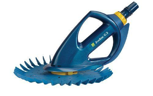Best Pool Vacuum Cleaner Reviews: BARACUDA G3 W03000 Advanced Suction Side Automatic Pool Cleaner