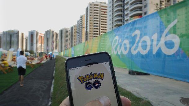 Olympia 2016: Sportler müssen in Rio auf Pokémon Go verzichten - http://ift.tt/2acd5Ef