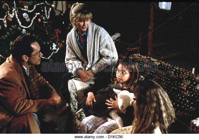 Eingeschneit - Weihnachten Im Schneesturm  Christmas Romance,  Gregory Harrison, Olivia Newton-John, Chloe Lattanzi, - Stock Image