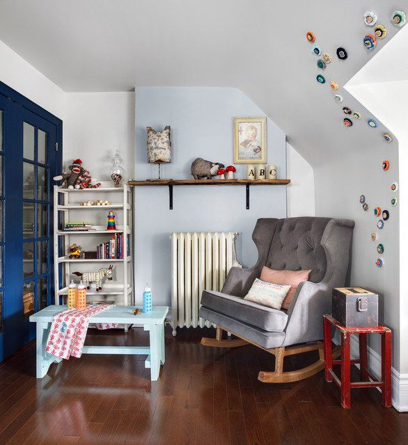 16 Interesting Rocking Chair Designs For Every Part Of Your Home