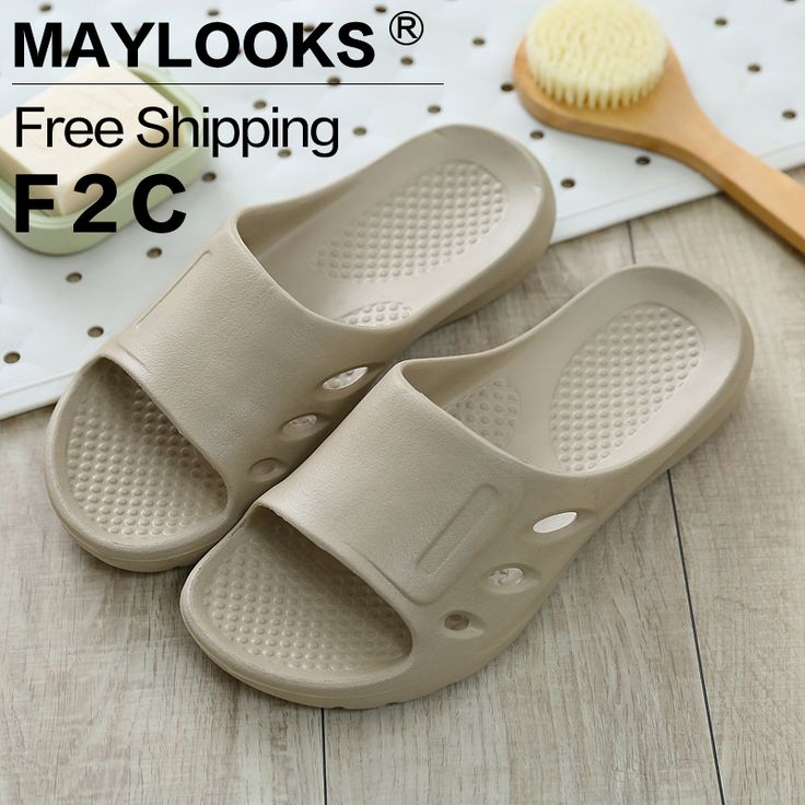 EVA Top Quality 2017 New Causal Rubber Sandals Slide Sandals Summer Outdoor Beach Slippers Coffee Grey Slipper for Men  8843
