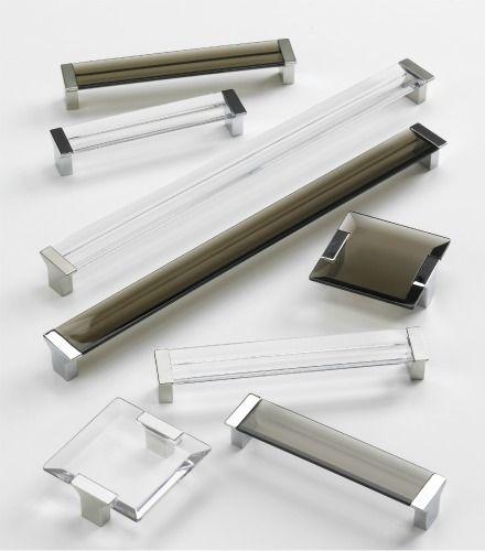 acrylic cabinet handles 2