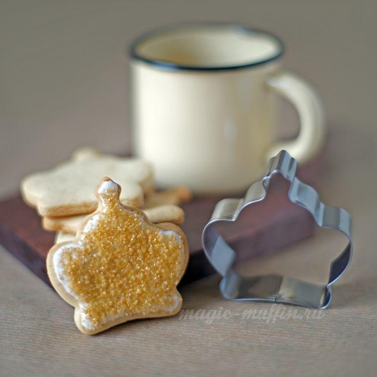 Форма для печенья Императорская корона cookies crown