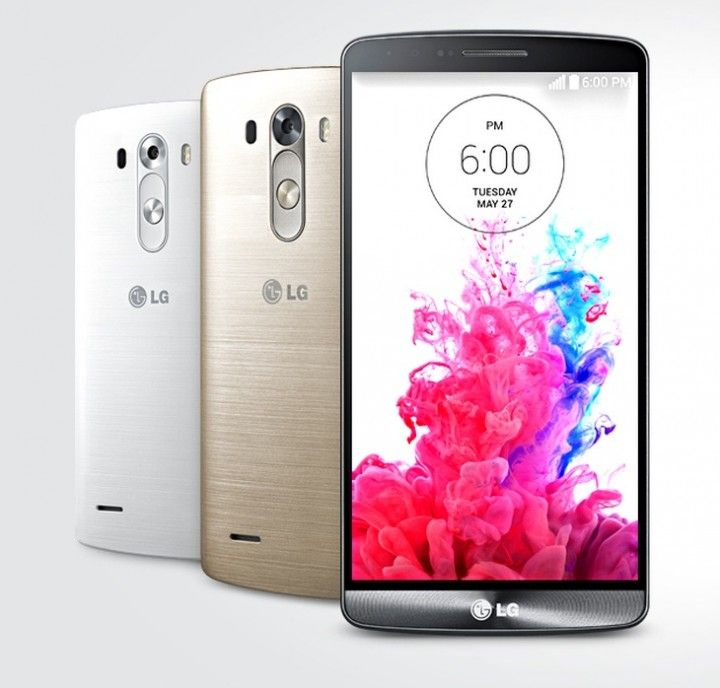 LG G3 Deal: FREE Extra Battery and Charging Cradle [Limited Time Promo]