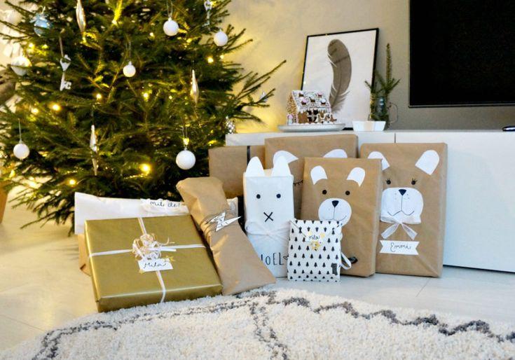 Joulun söpöimmät paketit