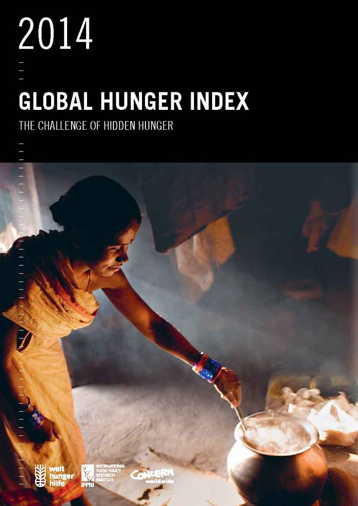 At the International Food Policy Research Institute, annual research helps highlights successes and failures in hunger reduction, providing insights into the drivers of hunger. This research raises awareness and understanding of regional and country differences in hunger in order to trigger actions to reduce hunger.