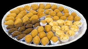 Portuguese Snacks: Salgados