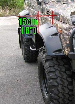 Poszerzenia błotników Suzuki Samurai 10 12,5 15cm (6040048376) - Allegro.pl - Więcej niż aukcje.