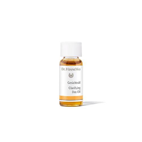 Масло для лица Dr.Hauschka является идеальным средством дневного ухода для проблемной, жирной и крупнопористой кожи