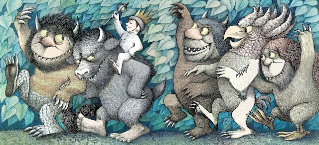 What 'Where the Wild Things Are' teaches us about mothering...: Books Things, Worth Reading, Wild Things, Books Worth, Maurice Sendak, Intentional Parenting, Michael Demeng, Making Connections