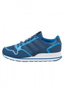 Offers 2015 Adidas Originals Zx 500 Tech Fit Ash Blue/Bluebird/White Mens Trainers new releases