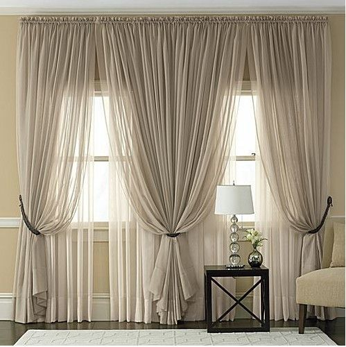 tulle curtains | Exported-to-Europe-curtains-and-tulle-sheers-window-screening-curtain ...