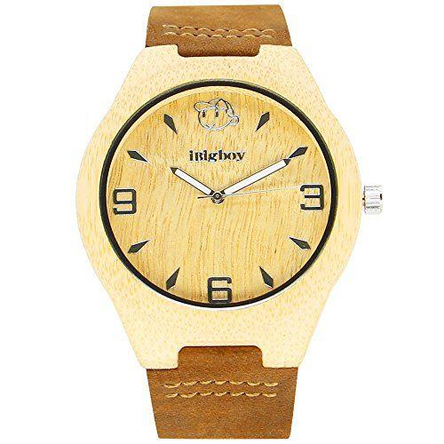 iBigboy 木製腕時計 ウッドウォッチ wooden watch メンズ レディース 腕時計 IB-1603F... https://www.amazon.co.jp/dp/B01EWTWS4A/ref=cm_sw_r_pi_dp_1ApAxbFZXB467
