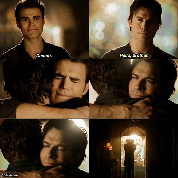 good ending with the salvatore brothers