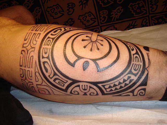 Tahiti en France : Ketu Tiki Tatoo