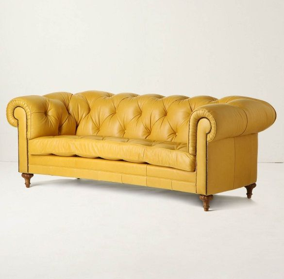 Best 25 Yellow Couch Ideas On Pinterest: Best 25+ Yellow Leather Sofas Ideas On Pinterest
