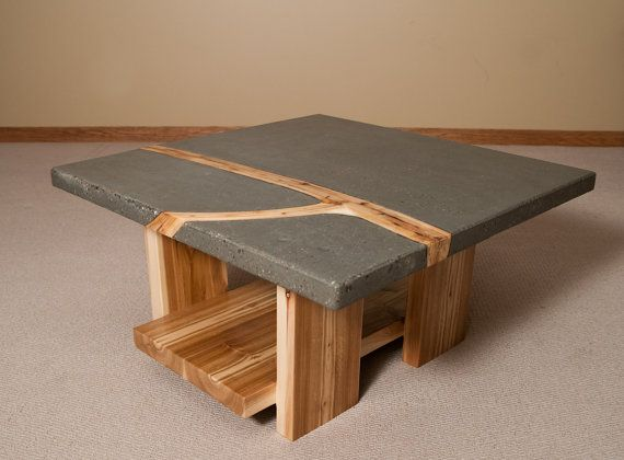 Best 25+ Concrete coffee table ideas on Pinterest