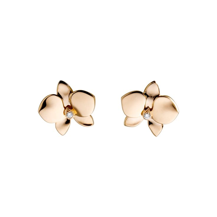 Caresse d'orchidées par Cartier earrings.  Maybe one day!