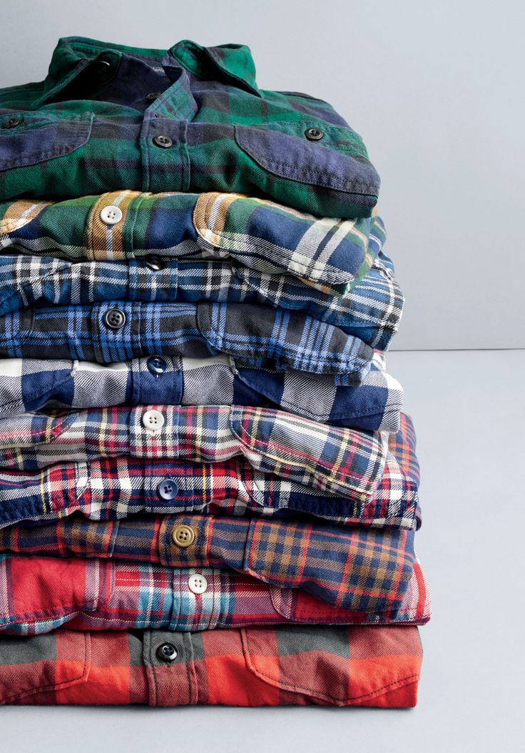 What we do at J.Crew: cold-proof classics. Our extra-soft flannel shirts and crazy-comfortable flannel-lined chinos, cords and denim feel as cozy as your comforter but fit a lot better.