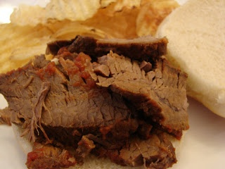 A Bear in the Kitchen: Pioneer Woman Brisket