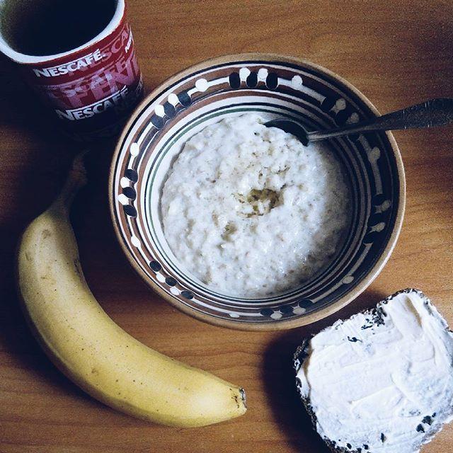 Мой #завтрак - овсянка на молоке, банан, хлеб бд с сыром творожным Завтрак самый главный для меня приём пищи, поэтому везде и всегда я найду овсянку либо творог для еды) и всякие ништяки к ним тоже)) #пп#ппшка#правильноепитание #ппдневник#ппрацион#дневникпитания  #зож#здоровыйобразжизни #статьлучше #мирдолжензнатьчтояем #худейсумом #худеювинста #ип#food#vscofood#diary #fooddiary #goodfood#foodporn#foodphoto#eat#yum#yummy #фудпорн#фудфото #интуитивноепитание#ппзавтрак  Yummery - best recipes…