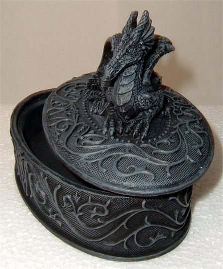Dragon Box  Size: 11 x 9 cm