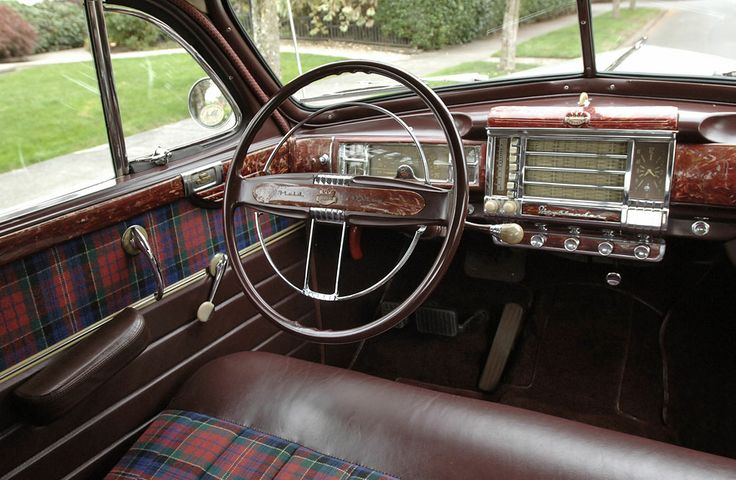 17 best images about car interiors from the 30s and 40s on pinterest plymouth cars and the o 39 jays. Black Bedroom Furniture Sets. Home Design Ideas